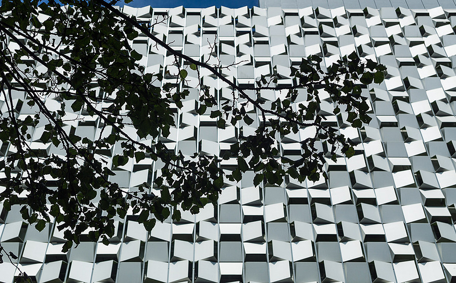 Sheffield - Charles St Car Park - 'The Cheese Grater' | LEICA TRI-ELMAR 28-35-50MM F4 ASPH <br> Click image for more details, Click <b>X</b> on top right of image to close