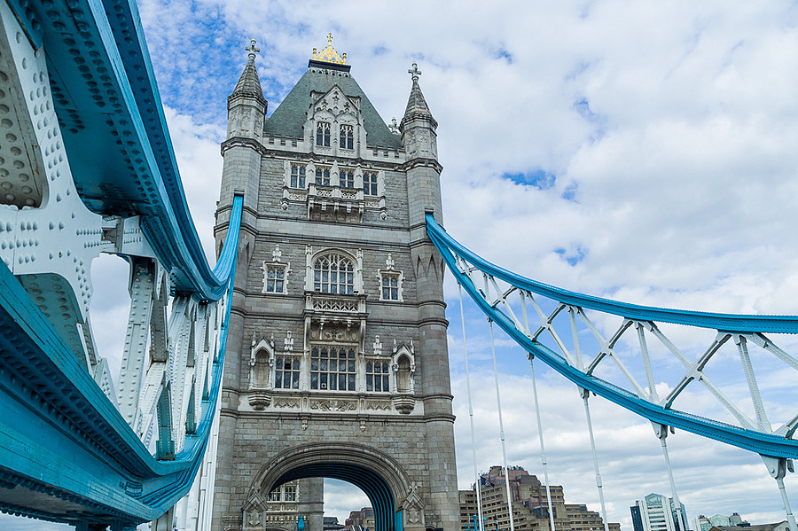 London - Tower Bridge | LEICA TRI-ELMAR 28-35-50MM F4 ASPH <br> Click image for more details, Click <b>X</b> on top right of image to close