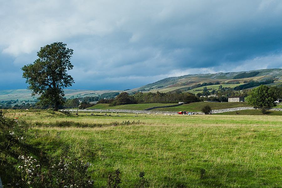 Wensleydale - Yorhshire | LEICA TRI-ELMAR 28-35-50MM F4 ASPH <br> Click image for more details, Click <b>X</b> on top right of image to close