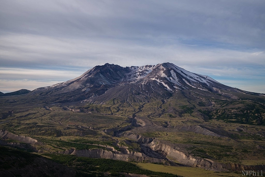 Mt St Helens 2 | LEICA SUMMICRON 35MM F2 ASPH <br> Click image for more details, Click <b>X</b> on top right of image to close